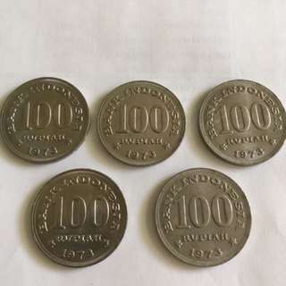 Indonesia - 100 rupiah