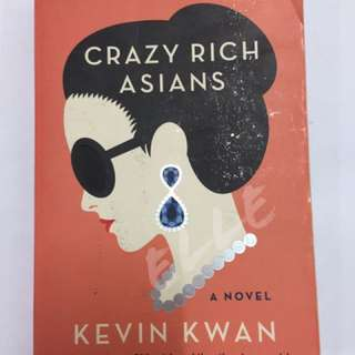 Crazy Rich Asians- KEVIN KWAN