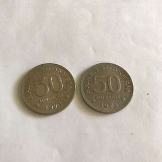Indonesia - 50 rupiah
