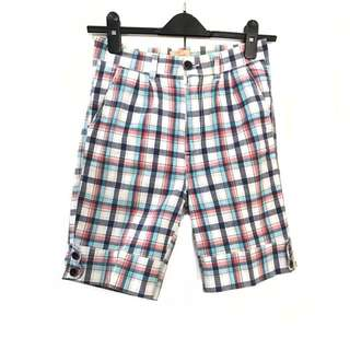 Bench Checkered Shorts