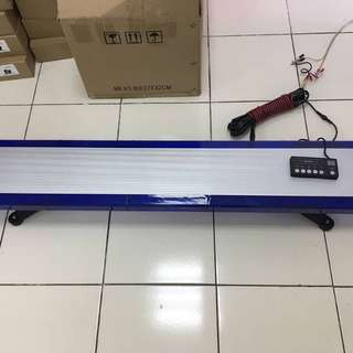Strobo atap Lightbar VAMA 8401 NEW BNIB