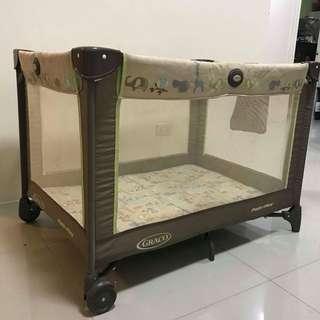 Graco Pack N Play Crib / Playpen free waterproof sheet