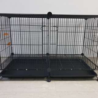 Bird / Hamster / Rabbit / Cat / Dog - Pet Cage