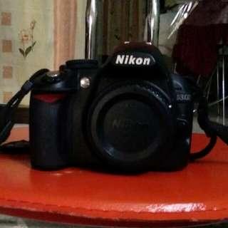 Nikon D3100 with 2 Lens