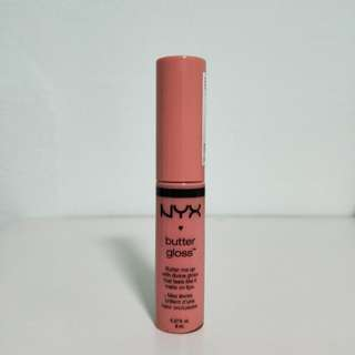 NYX Butter Gloss - Creme Brulee