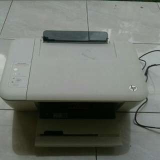 Printer hp deskjet 1515