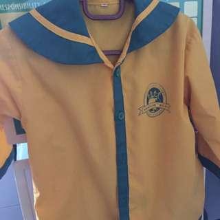 Brainy bunch uniform size xxs and m
