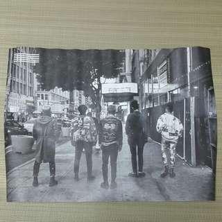 Bigbang made專輯海報 poster