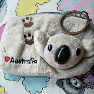 kangaroo wallet/pouch for kids