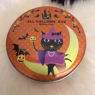 日本Kobe Fugetsudo貓鐡盒