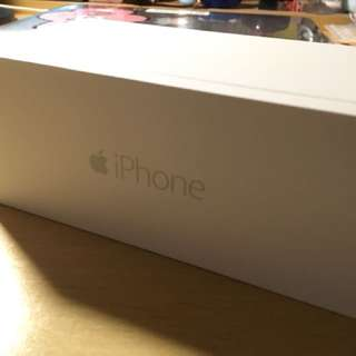 Apple iPhone 6 box