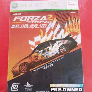 [PRE-OWNED] XBOX 360 Forza Motorsport 2