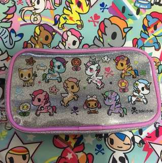 Tokidoki Pencil Case Cosmetic Pouch