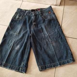 SpyderBilt Jeans Pendek Original Mulus Second