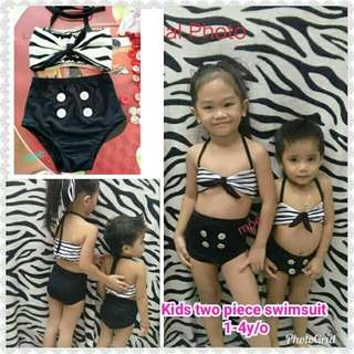 Kids two piece swimsuit  1-4y/o Retail 200 Reseller 180