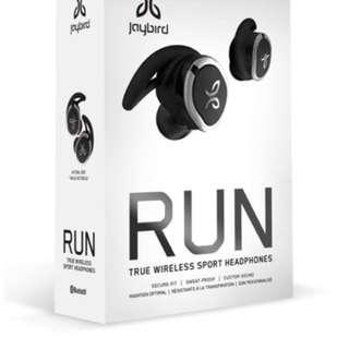 Jaybird run true wireless 運動耳機