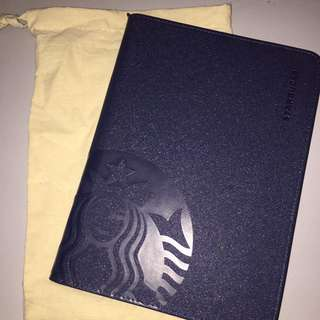 Starbucks Planner Blue