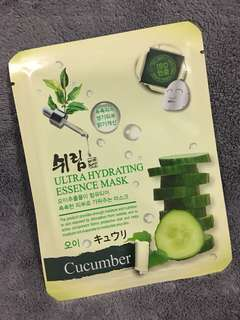 Cucumber Sheet Mask