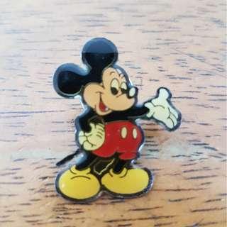 Mickey Mouse & Bobdog Lapel Pin