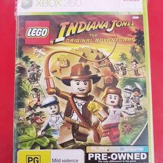[PRE-OWNED] XBOX 360 LEGO Indiana Joner - The original Adventure