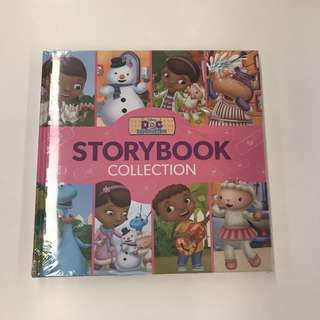 doc mcstuffins children's book