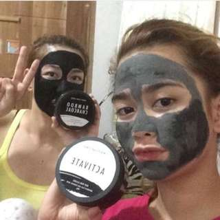 ACTIVATE & BAMBOO CHARCOAL MASK