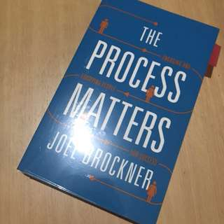 Process Matters