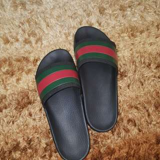 Gucci Slides (Black)