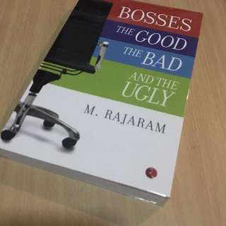 Bosses - the good the bad and ugly