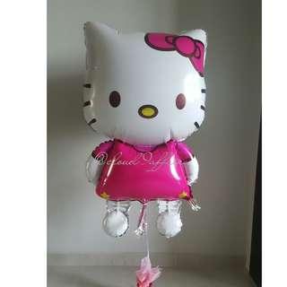 INSTOCK: HELLO KITTY THEME BALLOON with helium