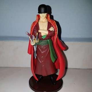 One Piece Figurines Z Film (Sanji, Zoro, Robin, Nami)