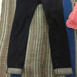 Denim original selvedge Crooz