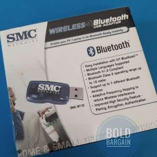 SMC-BT10 USB Bluetooth adapter for Laptop Desktop PC
