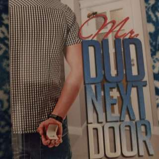 Mr Dud next door (Malay Novel)