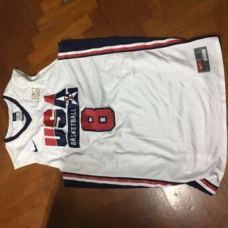 USA basketball 8 pippen Nike NBA