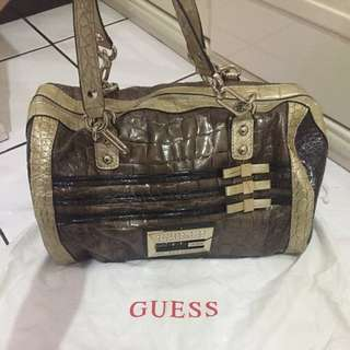 Guess boston bag