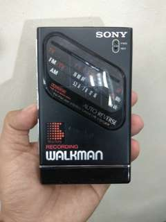 Sony Walkman recording