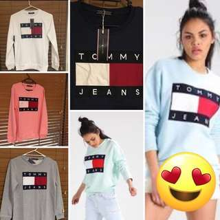 TOMMY HILFIGER 90's jumpers