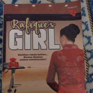 Rafique's Girl (Malay Novel)