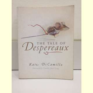 The Tale of Despereaux English Novel