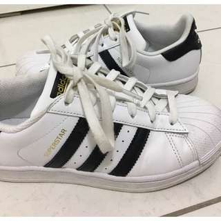 Women's Adidas Superstars