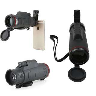 Clip-on 35x Optical Zoom HD Telescope Lens For Mobile Phone