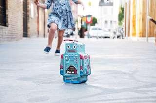 Lunch Bot - Robot Lunchbox