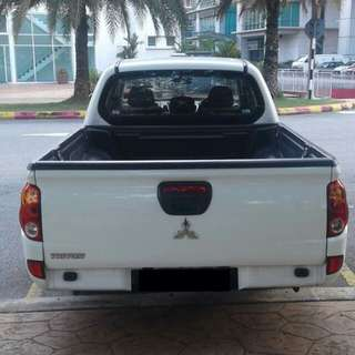 2014 Mitsubishi Triton Lite 2.5 (M) DIESEL TURBO