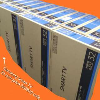 Samsung Smart Tv 32 Inch New