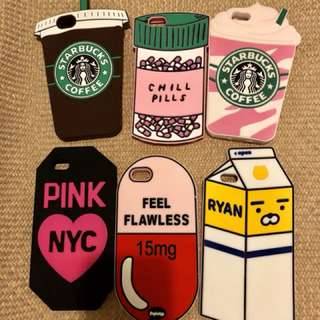 iPhone 6 / 6s case quirky series