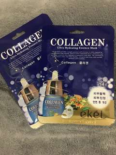 Ekel! Collagen Sheet Mask