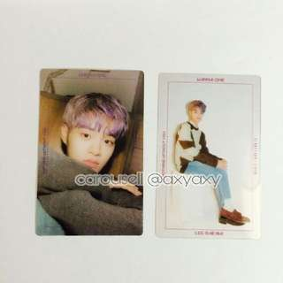 WTT/WTS Daehwi Nothing Without You Pc