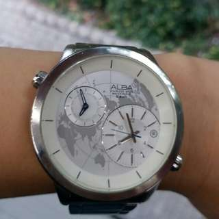 Alba Watch 中性錶