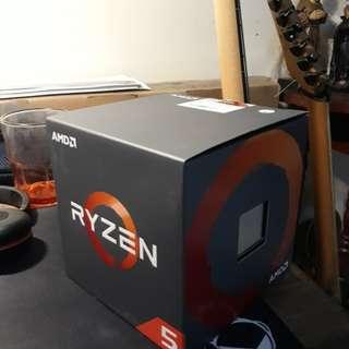 AMD Ryzen 5 1400 brand new